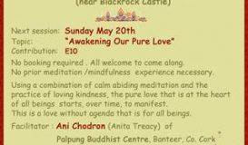 Sunday Afternoon Meditation at Northridge House