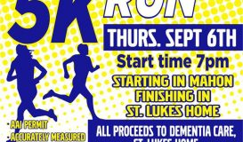 St. Lukes Home 5K Run