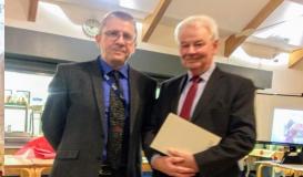 St. Luke's CEO David O Brien Retirement